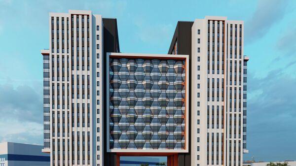 Гостиница площадью 33 тыс кв м появится в подмосковных Химках
