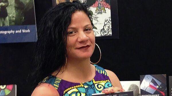 Преподавательница Университета Джорджа Вашингтона Джессика Круг