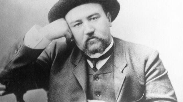 Русский писатель Александр Иванович Куприн