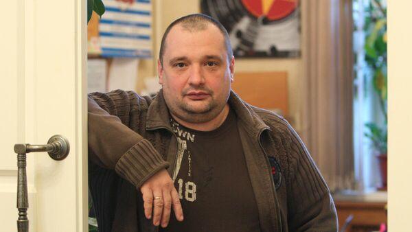 Экс-директор Российского академического молодежного театра (РАМТ) Владислав Любый