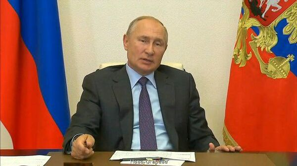 Путин: Надеюсь, зима врасплох не застанет