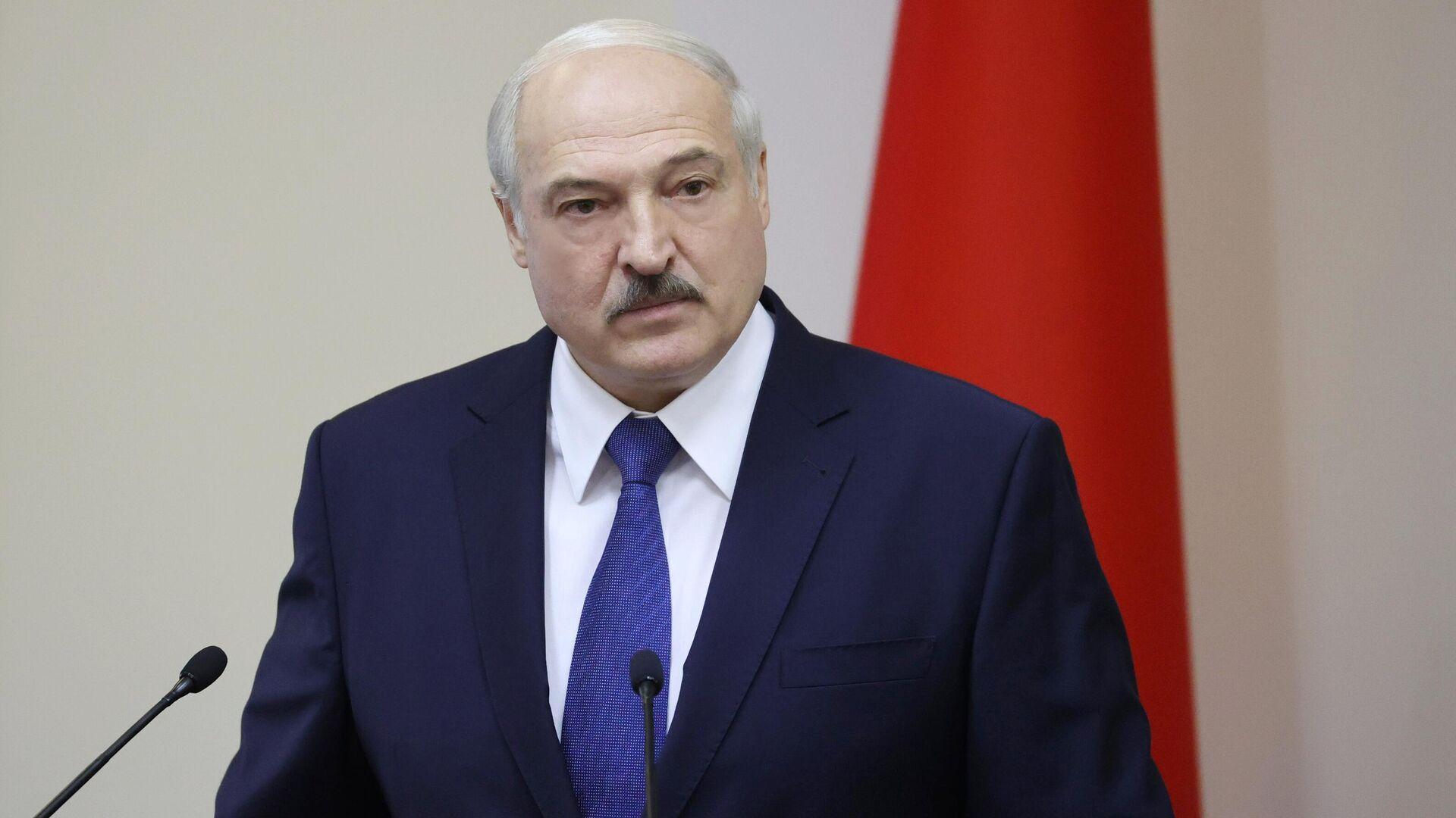 Президент Белоруссии Александр Лукашенко - РИА Новости, 1920, 19.09.2020