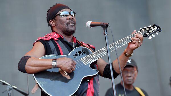 Ямайский музыкант Тутс Хибберт