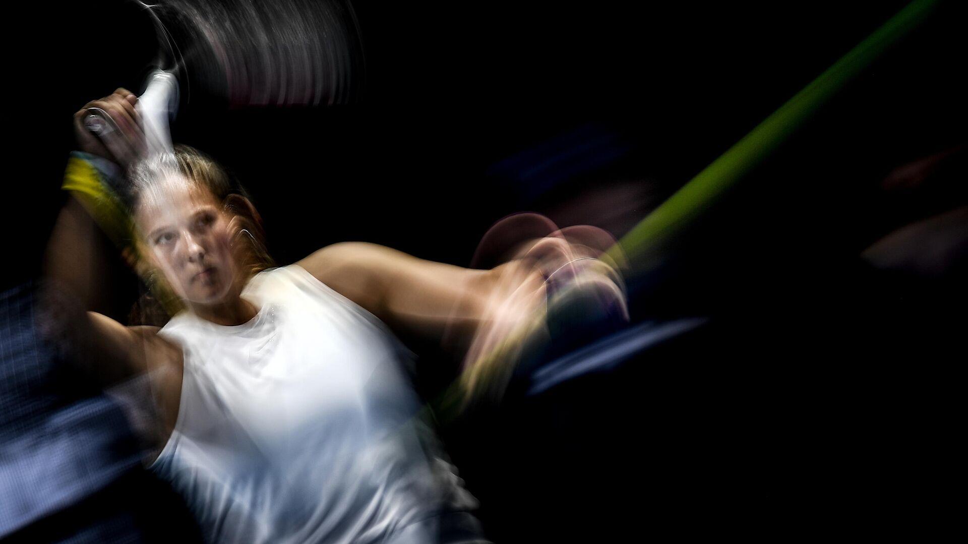 Теннисистка Дарья Касаткина (Россия) - РИА Новости, 1920, 13.09.2020