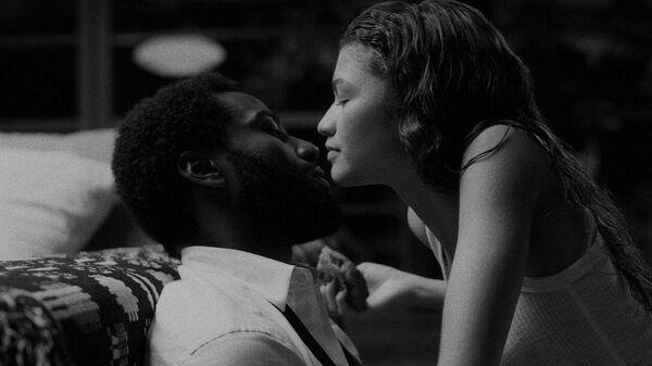 Кадр из фильма Малькольм и Мари