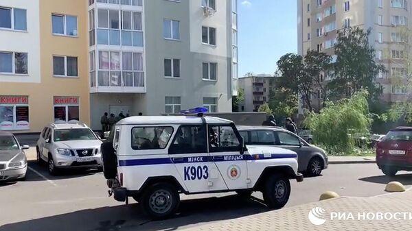 В Белоруссии задержали местного жителя, грозившего расправой силовикам