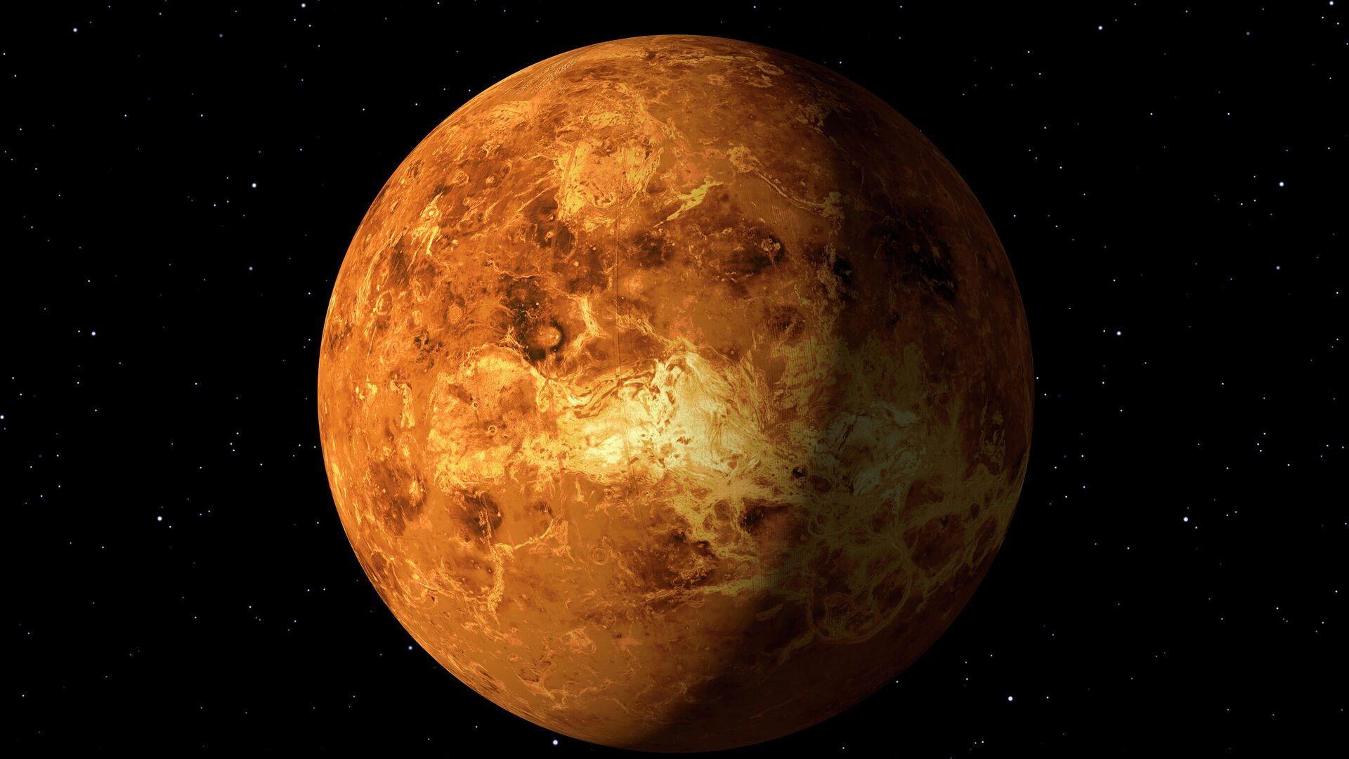 Планета Венера - РИА Новости, 1920, 07.03.2021