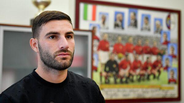 Защитник Торино Никола Мурру