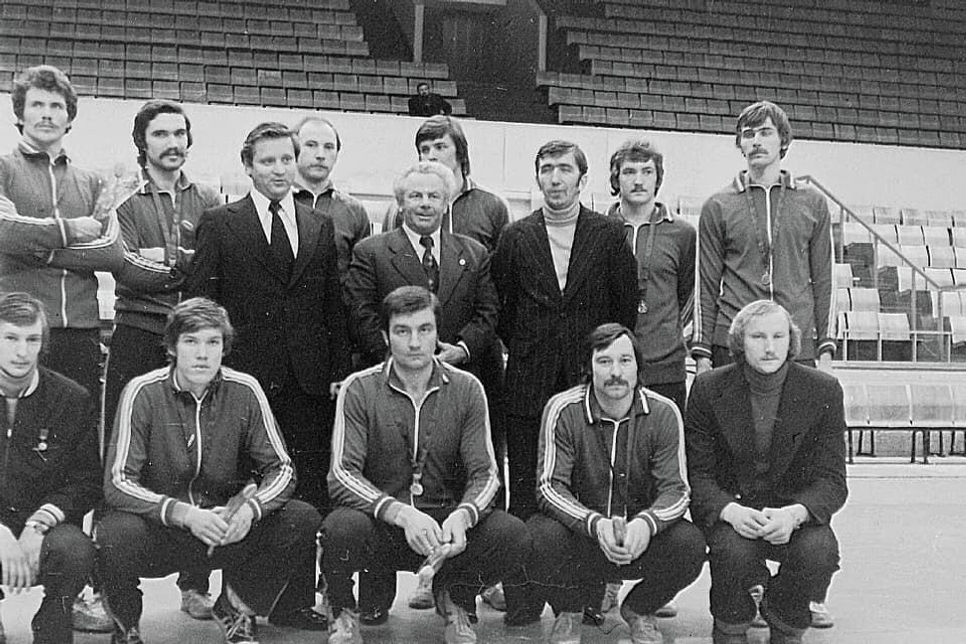 Сборная СССР по волейболу 1979 - РИА Новости, 1920, 18.09.2020