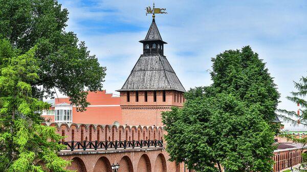 Башня Пятницких ворот Тульского кремля