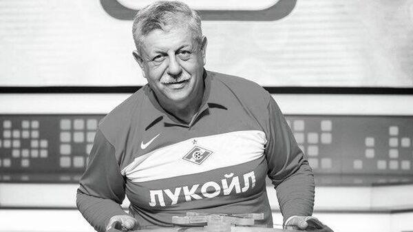Актёр и телеведущий Михаил Борисов