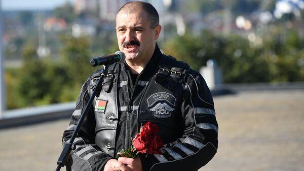 Первый вице-президент Национального олимпийского комитета Беларуси Виктор Лукашенко