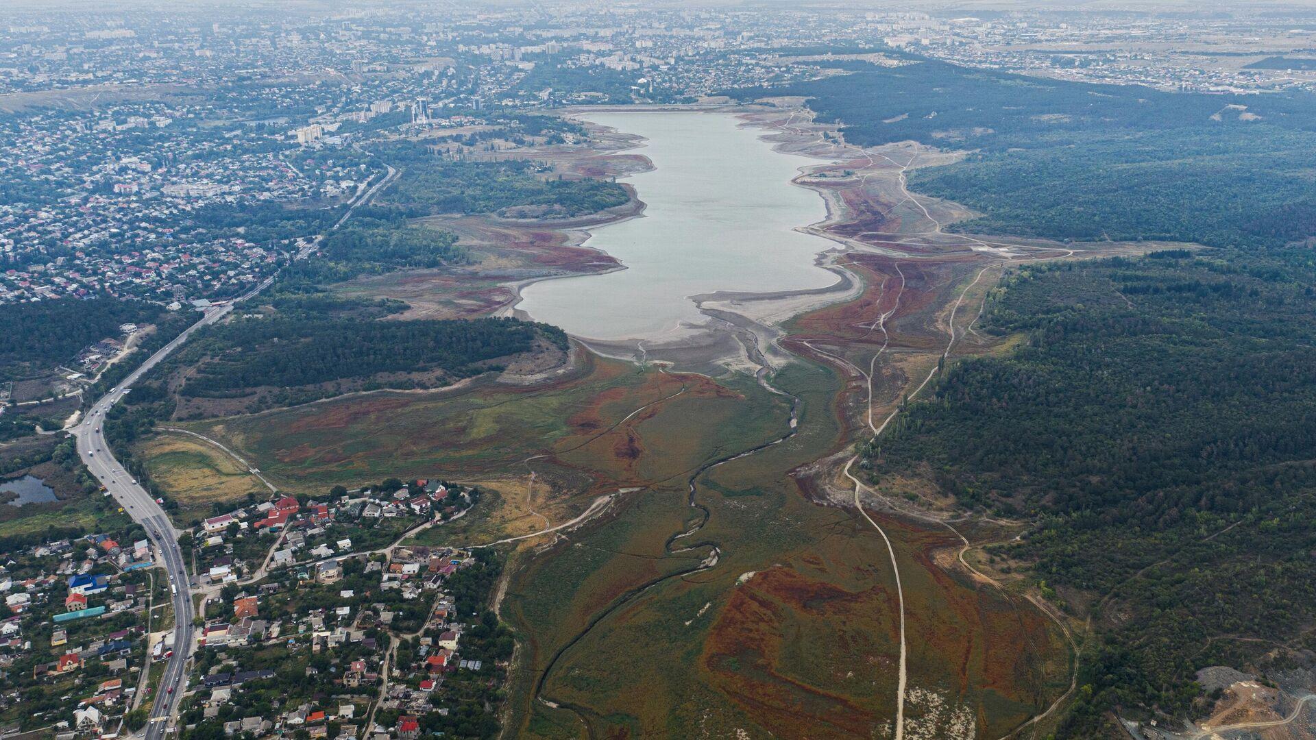 Вид на Симферопольское водохранилище - РИА Новости, 1920, 28.09.2020