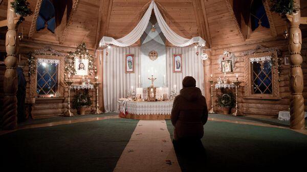 Жизнь общины Виссариона в Красноярском крае