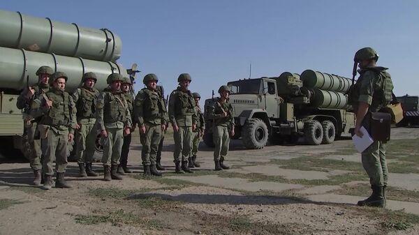 Стратегические командно-штабные учения Кавказ-2020 на территории Южного военного округа