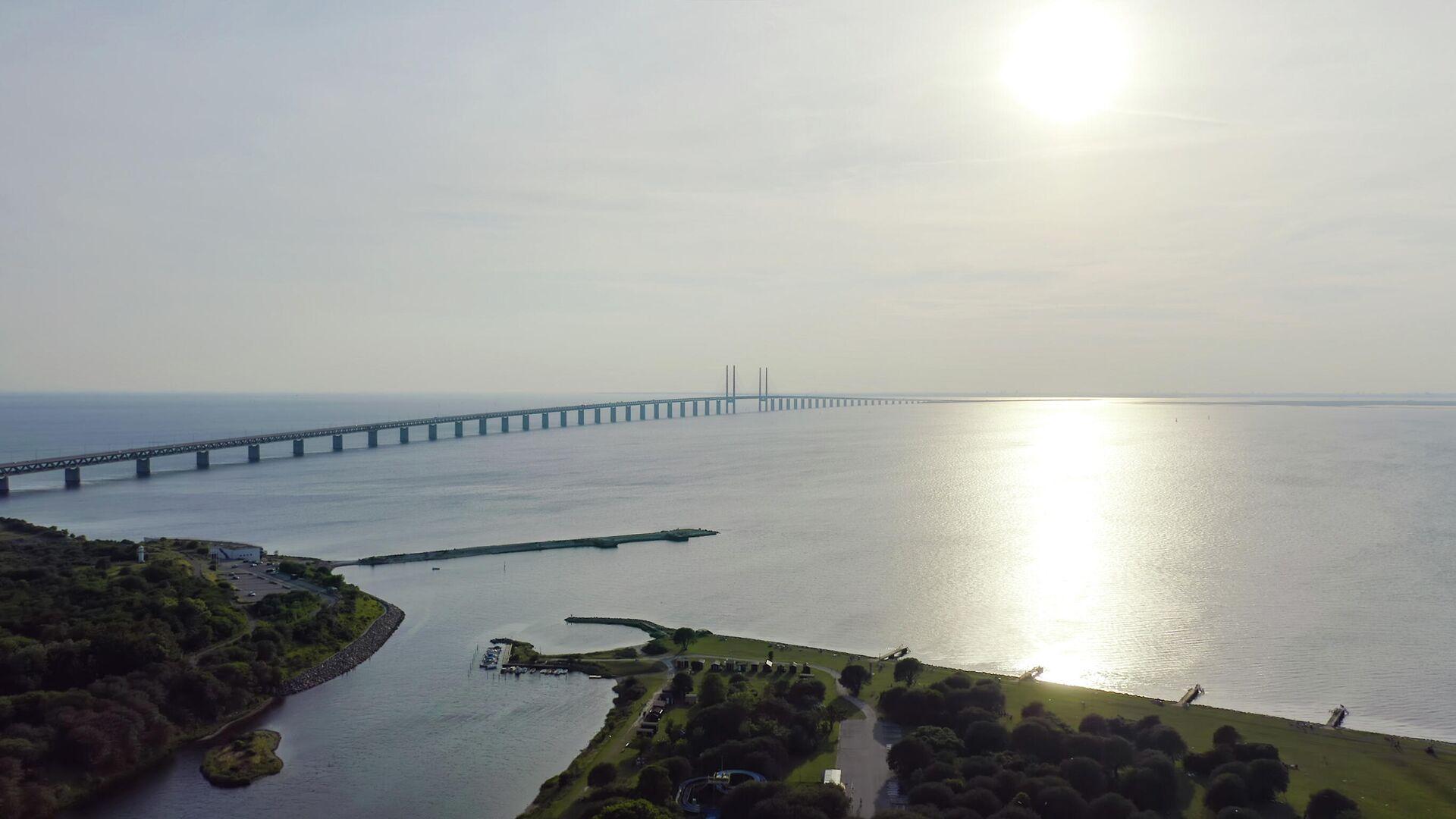 Эресуннский мост  - РИА Новости, 1920, 23.09.2020