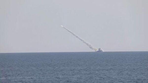Подводный флот ведет огонь Калибрами. Кадры с учений Кавказ-2020