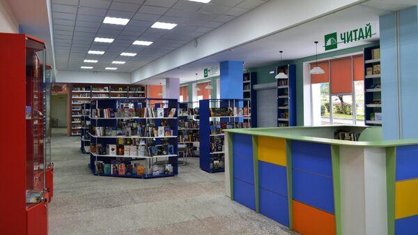 Библиотека нового поколения в Новоалтайске