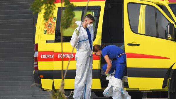 Число заразившихся коронавируса в Москве за сутки превысило две тысячи