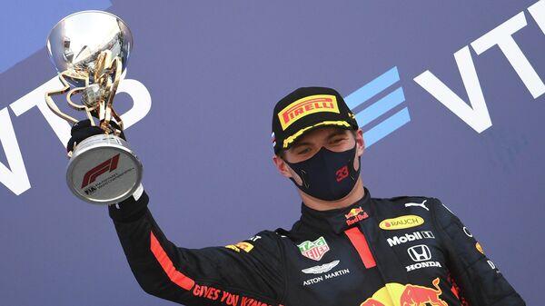 Автоспорт. Формула 1. Гран-при России. Гонка