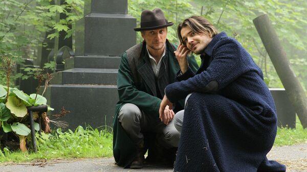 Кадр из сериала Шерлок в России