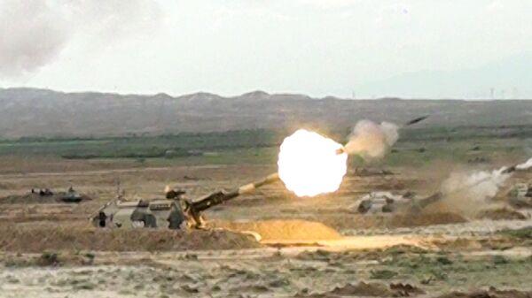 Военная техника армии Азербайджана
