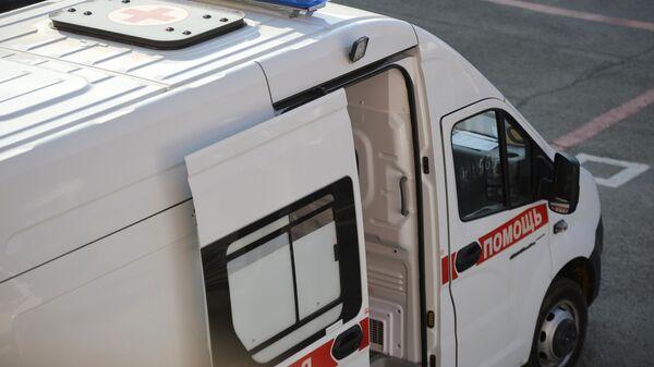 Автомобиль скорой медицинской помощи в Свердловской области