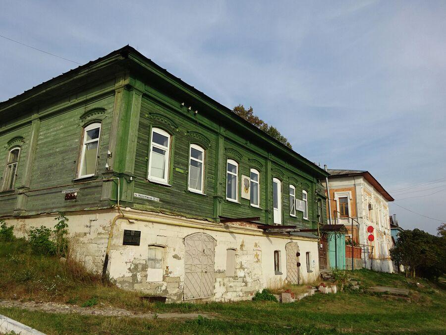 Дом Качкова