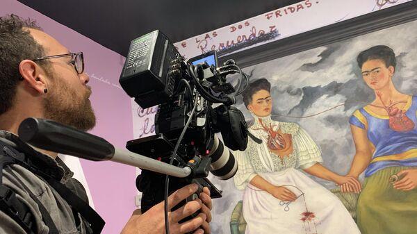 Кадр из фильма Фрида Кало