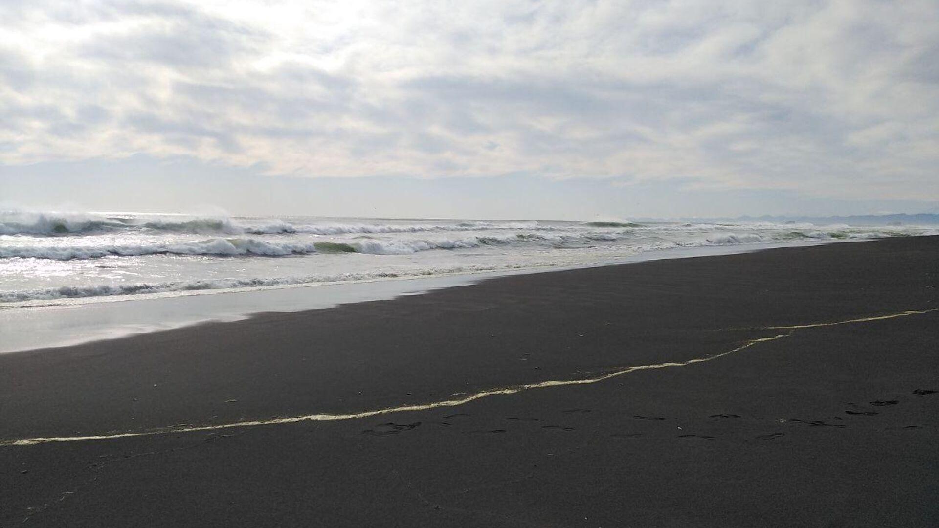 У побережья Камчатки произошло землетрясение магнитудой 4,7