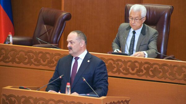 Временно исполняющий обязанности главы Дагестана Сергей Меликов