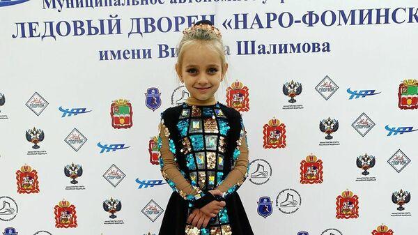 Дочь Татьяна Навки и Дмитрий Пескова Надежда.