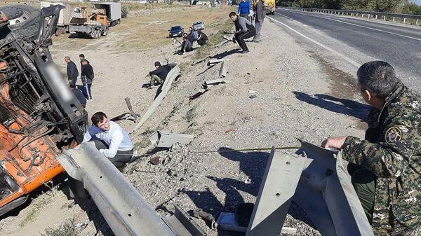 ДТП в Кизлярском районе Дагестана