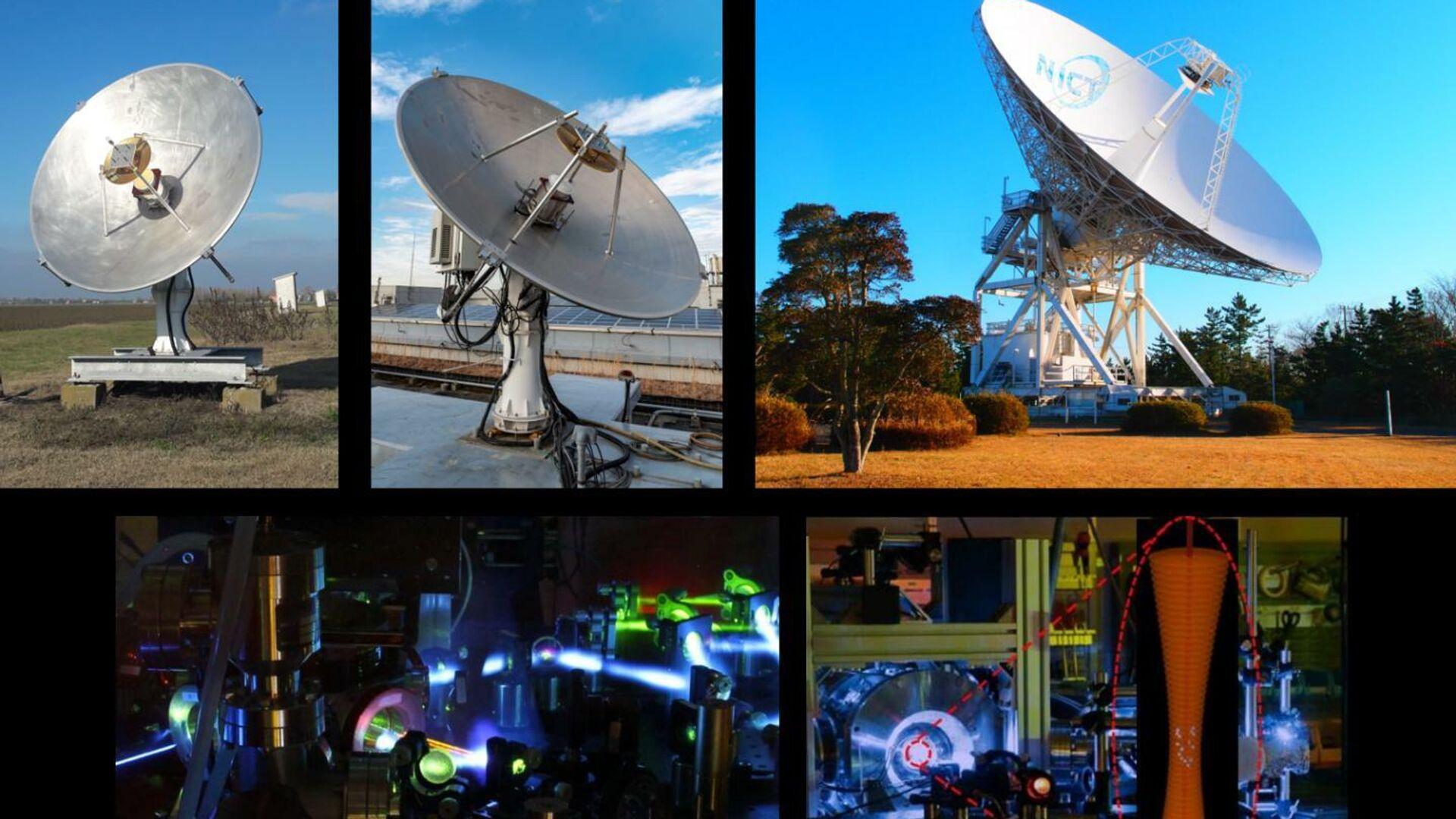 Ученые впервые сверили всемирные атомные часы по звездам