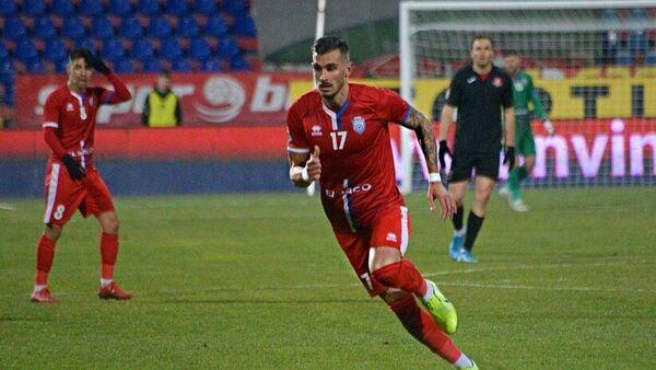 Футболист Марко Дуганджич.
