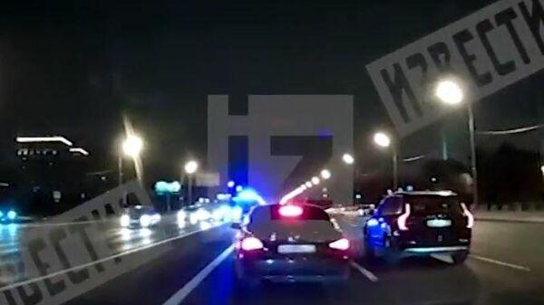 Смертельное ДТП со скорой в центре Москвы
