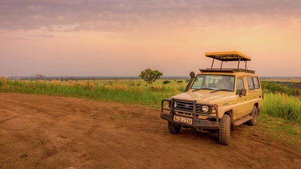Сафари в Национальном парке королевы Елизаветы в Уганде