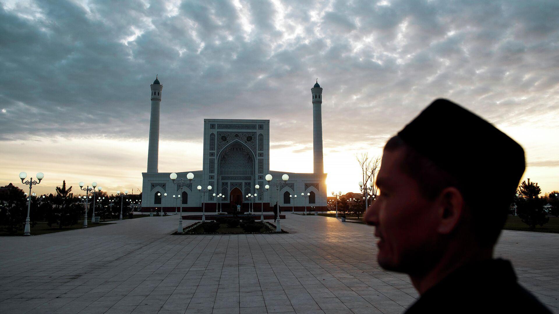 Мечеть Минор в Ташкенте - РИА Новости, 1920, 16.12.2020