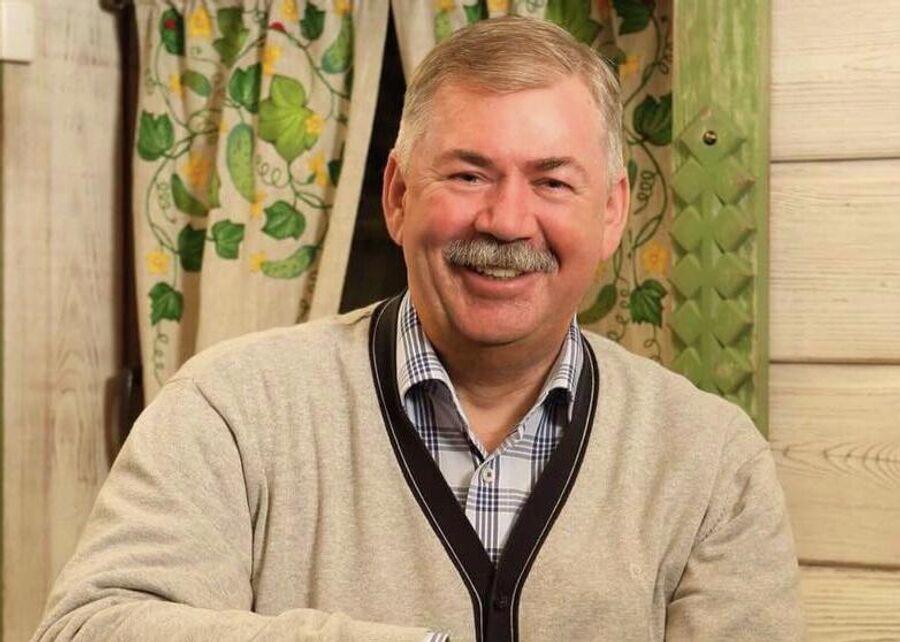 Президент ассоциации туризма и гостеприимства Суздаля Игорь Кехтер