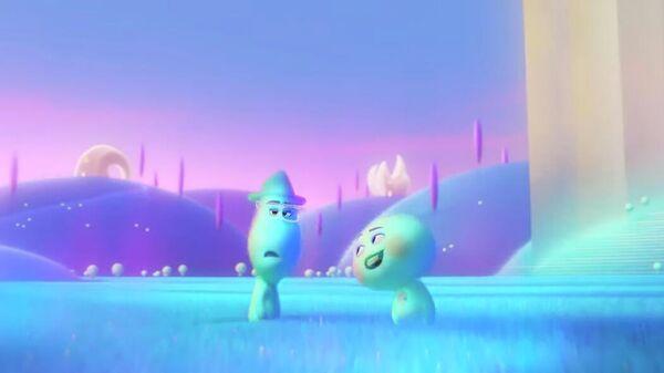 Кадр из трейлера мультфильма Душа