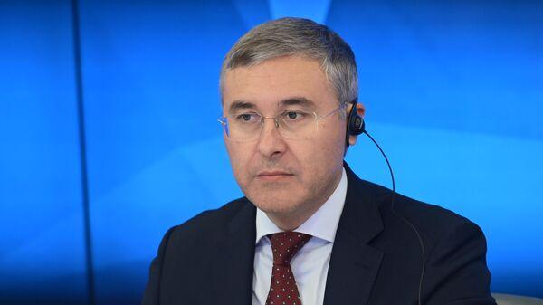 Министр науки и высшего образования Российской Федерации Валерий Фальков