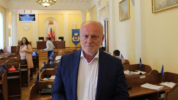 Глава администрации города Ялта Иван Имгрунт