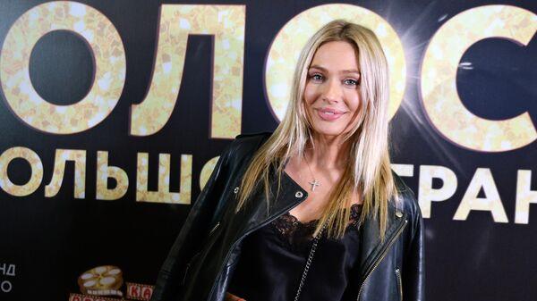 Актриса Наталья Рудова
