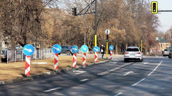 Дорога в Болгарии