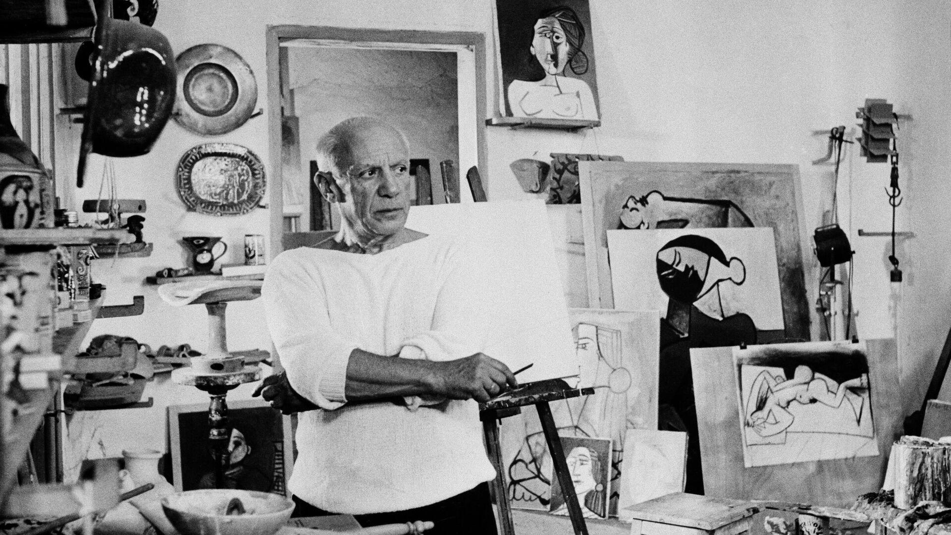 Ученые выяснили, почему одна из картин Пикассо состарилась быстрее других