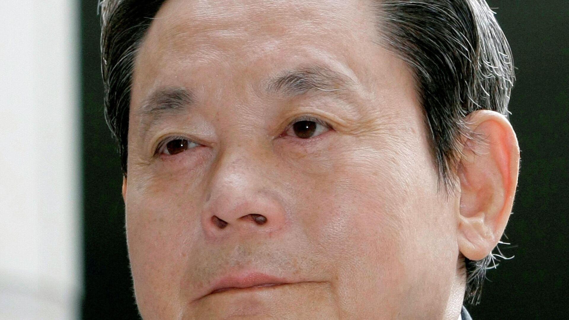 Председатель концерна Samsung Ли Гон Хи - РИА Новости, 1920, 25.10.2020