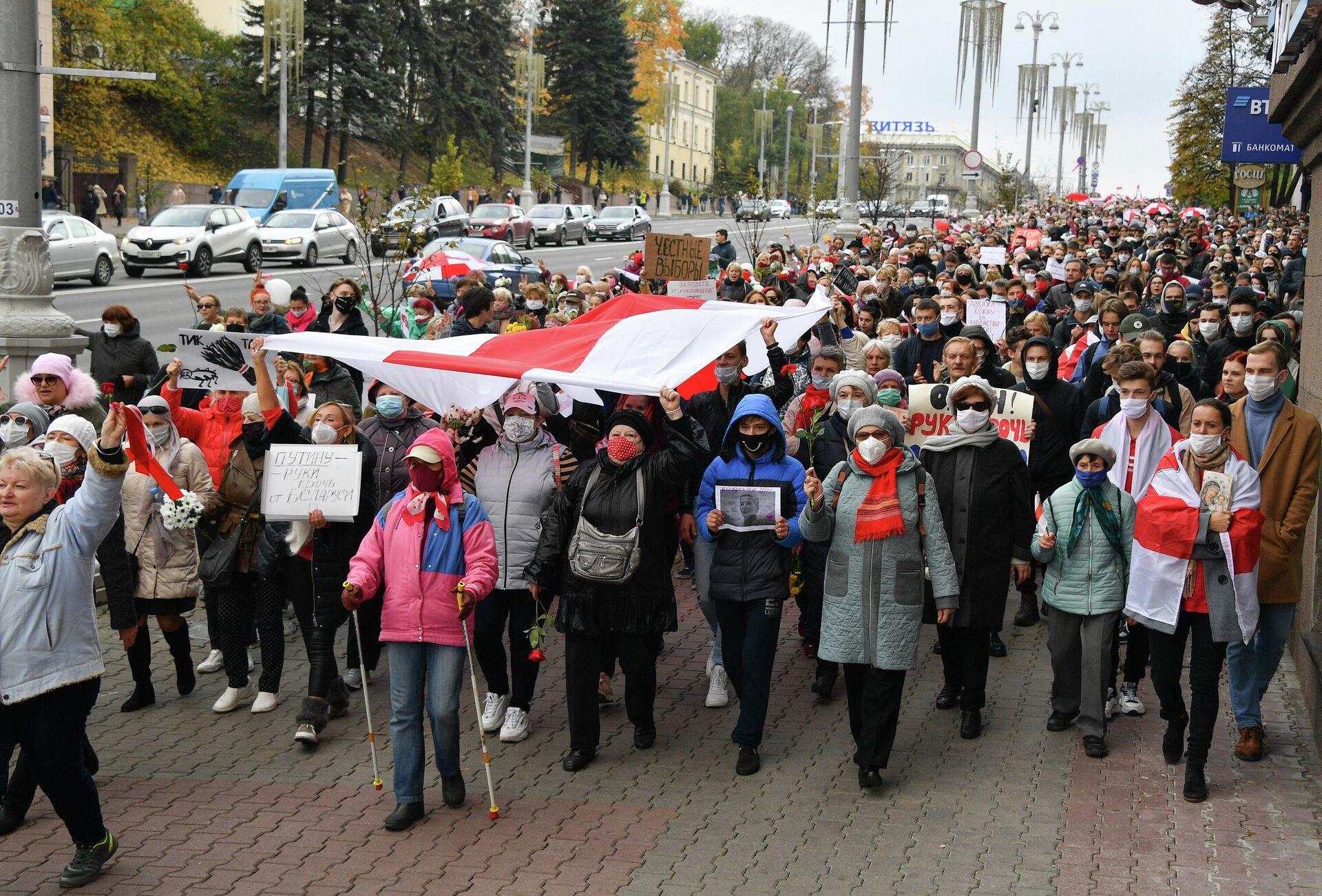 После Тихановской — к Лукашенко. В Белоруссию возвращается посол США