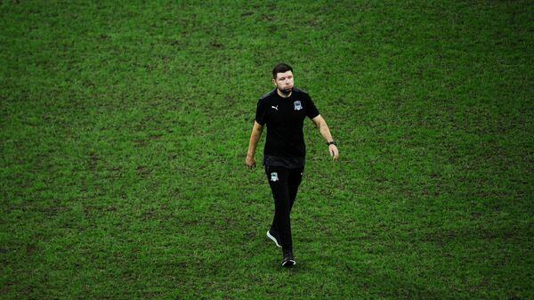 Футбол. РПЛ. Матч Сочи — Краснодар