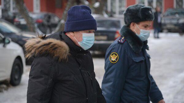 Оглашение приговора бывшему главе Челябинска Евгению Тефтелеву