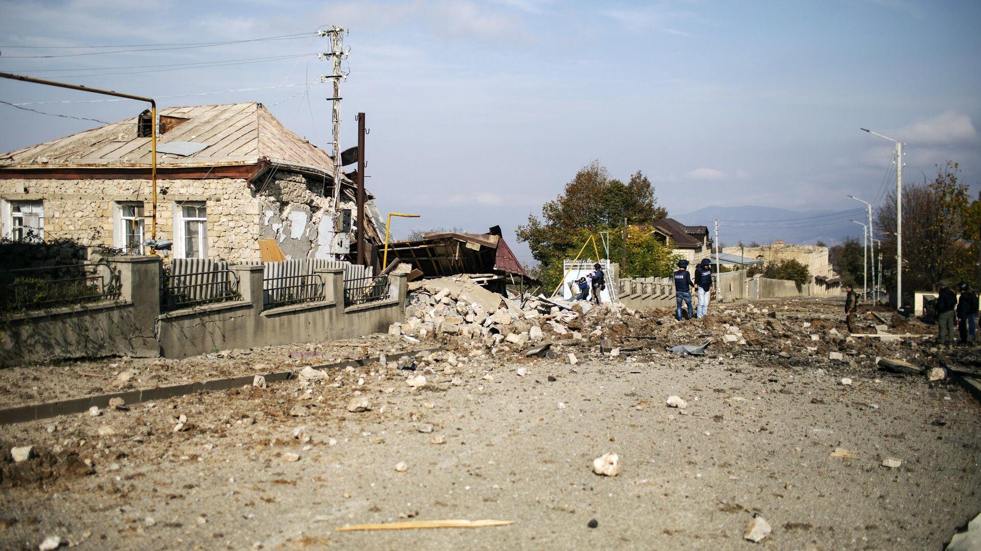 Эксперт рассказал о значимости города Шуша в Карабахе